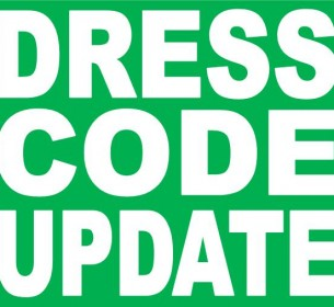 Dress Code Update