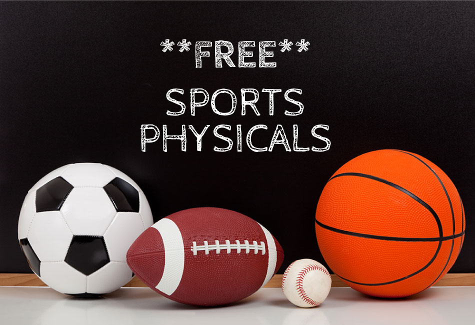 Free-Sports-Physicals
